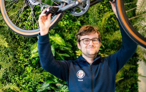 De vernieuwde De Geus: een walhalla voor fietsfanaten