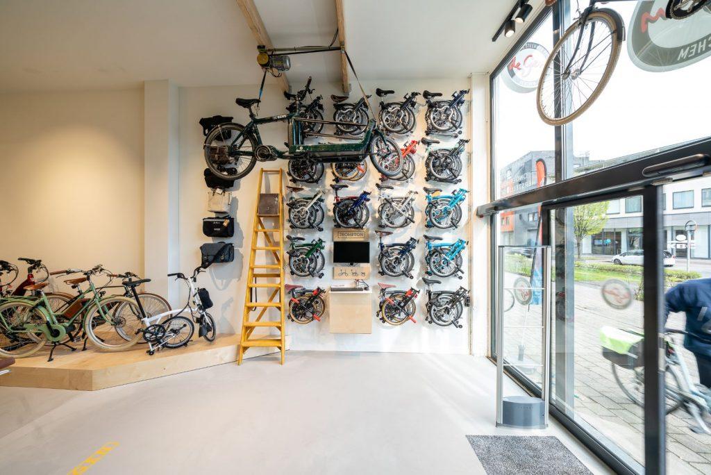 Vouwfiets kopen in Antwerpen
