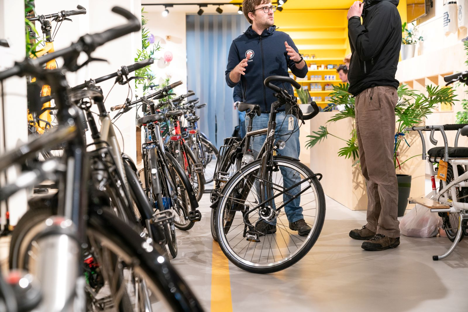 Gezocht: enthousiaste fietsverkoper in Berchem (m/v/x)