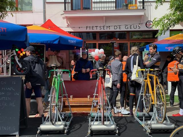 De Geus Classic wielerrit 2019