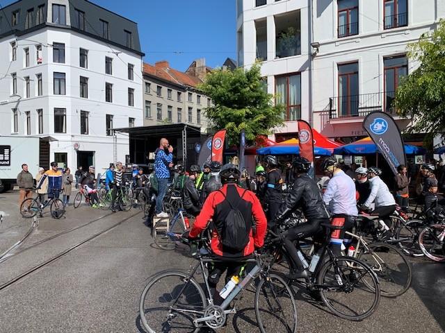 Wielerrit Antwerpen