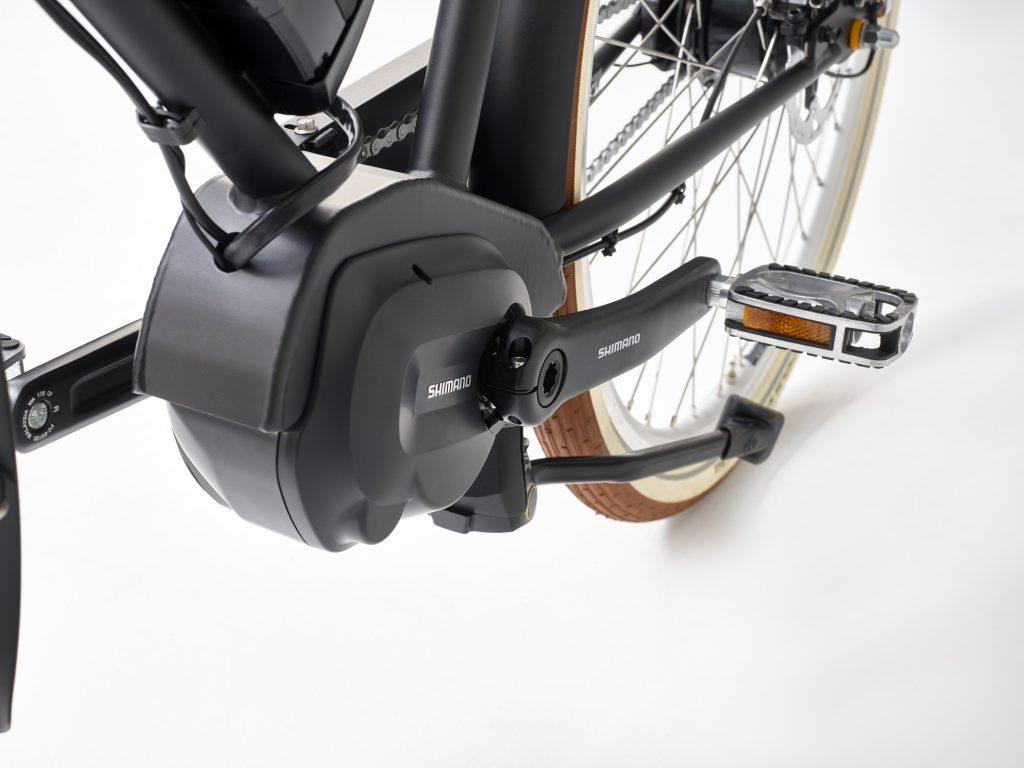 Achielle Ernest elektrische fiets