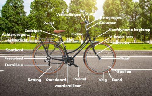 3 tips om zelf je fiets thuis te onderhouden