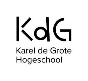 Logo Karel De Grote Hogeschool