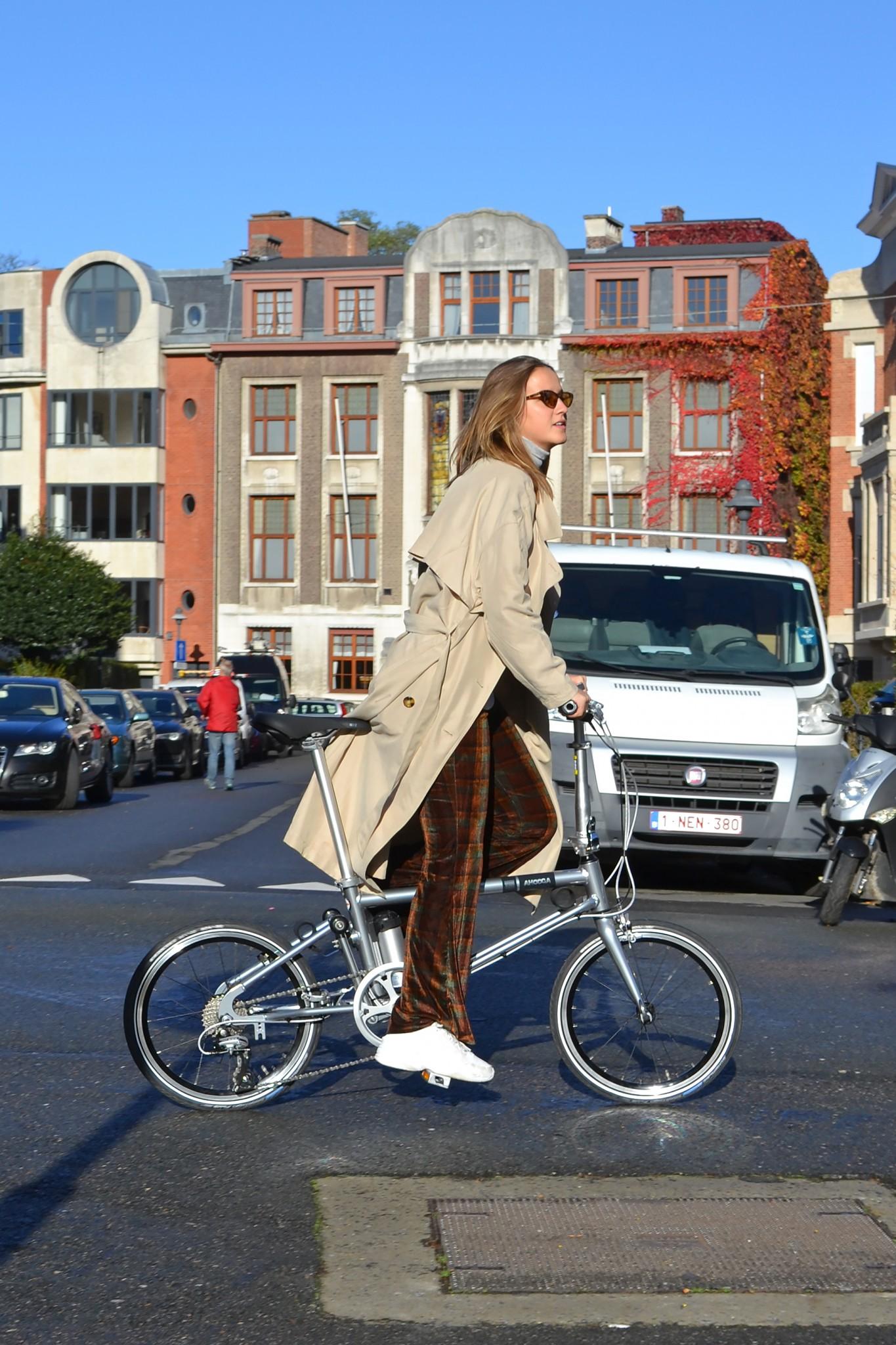 Ahooga vouwfiets kopen Antwerpen