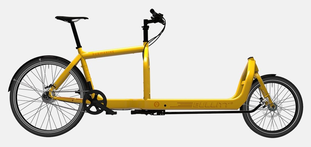 Bullitt HCB cargobike