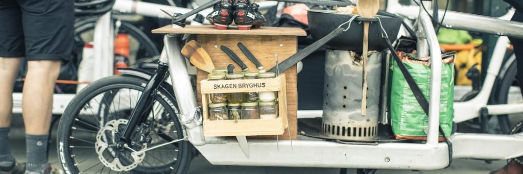 Bullitt cargobike