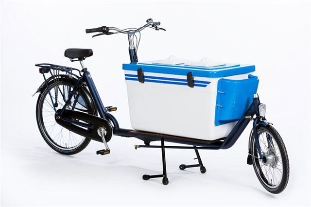 Cargobike XL Business Koelbox