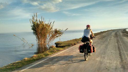 Met de VSF TX-400 voor vier maanden door Argentinië fietsen