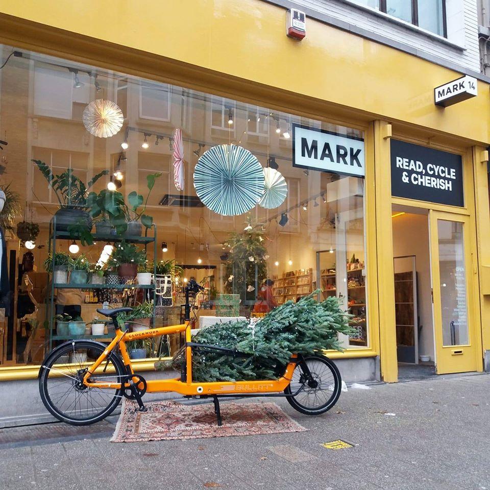 Pop-up store Mark sluit in februari 2021 na 3 succesjaren de deuren