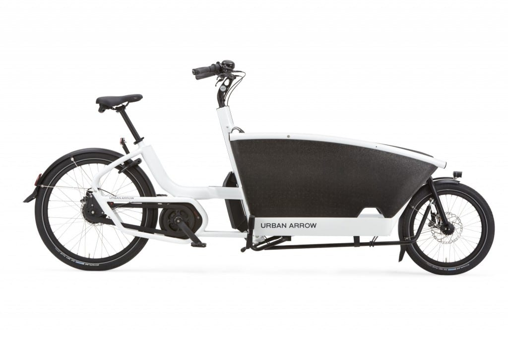 Urban Arrow Family cargobike