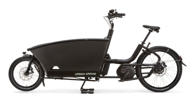 Urban Arrow bakfiets
