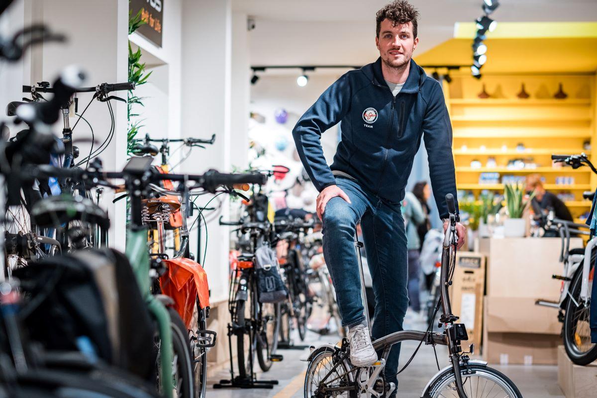 Fietsenwinkels Antwerpen, Berchem en Edegem