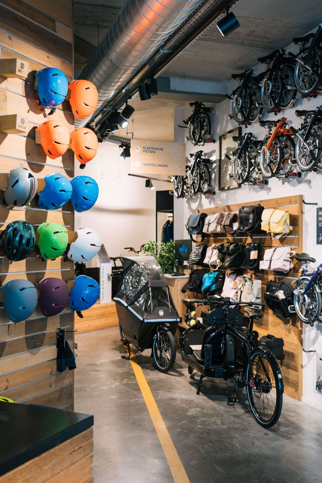 Fietsenwinkel Antwerpen