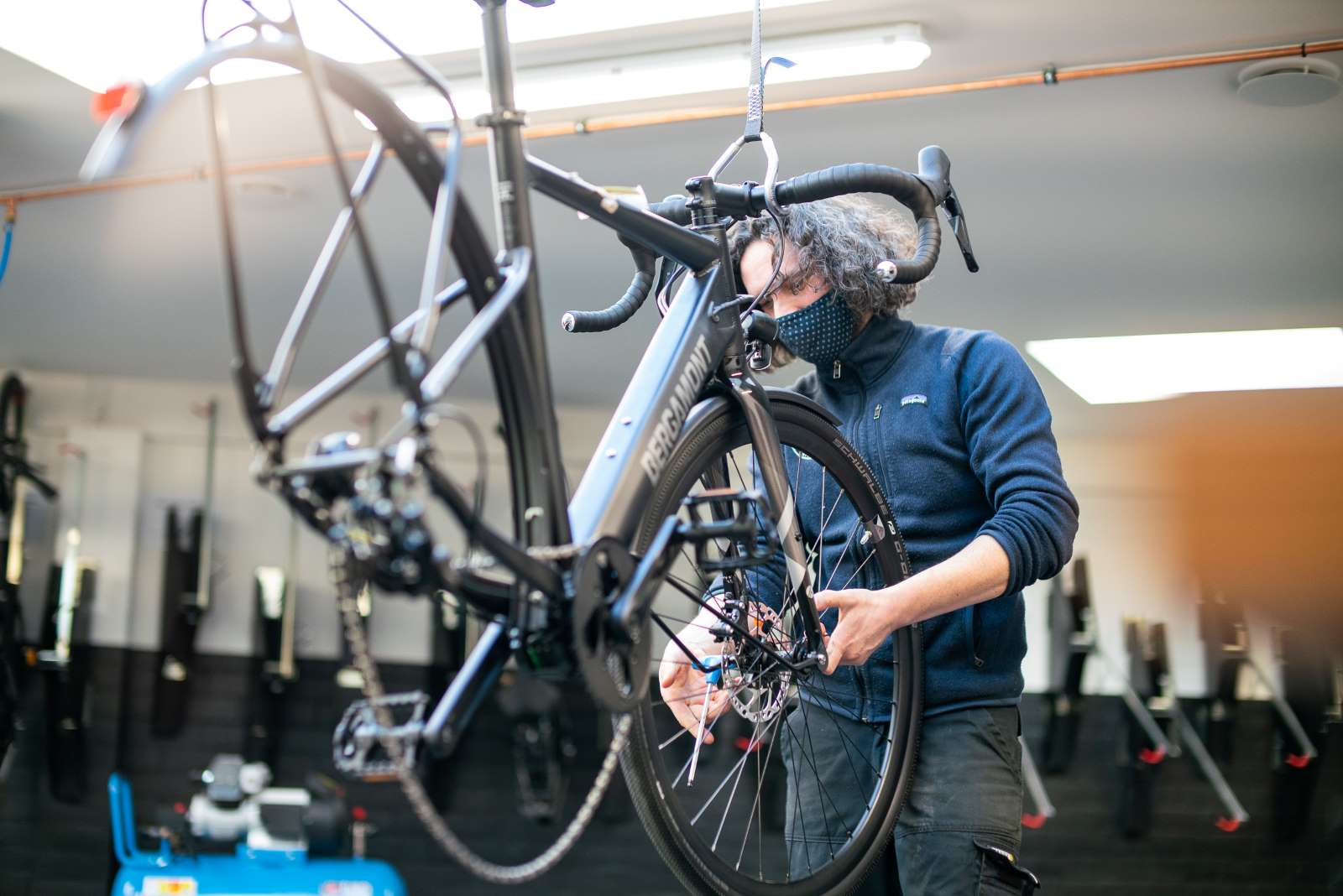 Fietsenmaker Edegem, Antwerpen, Berchem Fietsonderhoud fietsherstellingen
