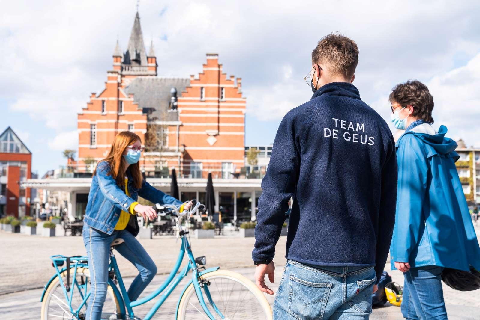 Testrit maken fiets Edegem fietsenwinkel