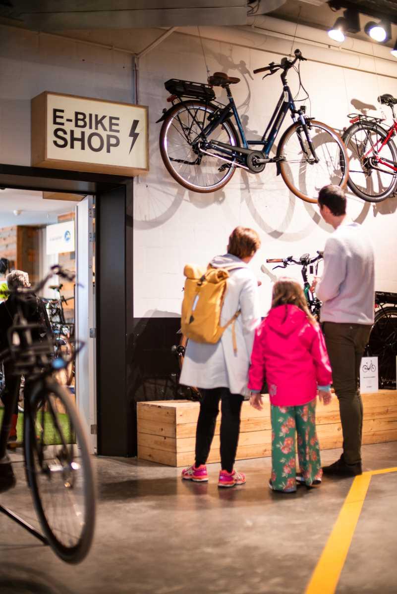 Elektrische fiets kopen Hoboken