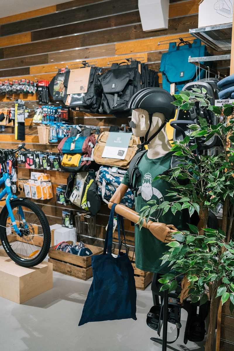 Zurenborg fietsenhandel