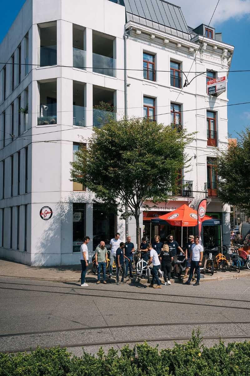 Kiel Antwerpen fietsenwinkels
