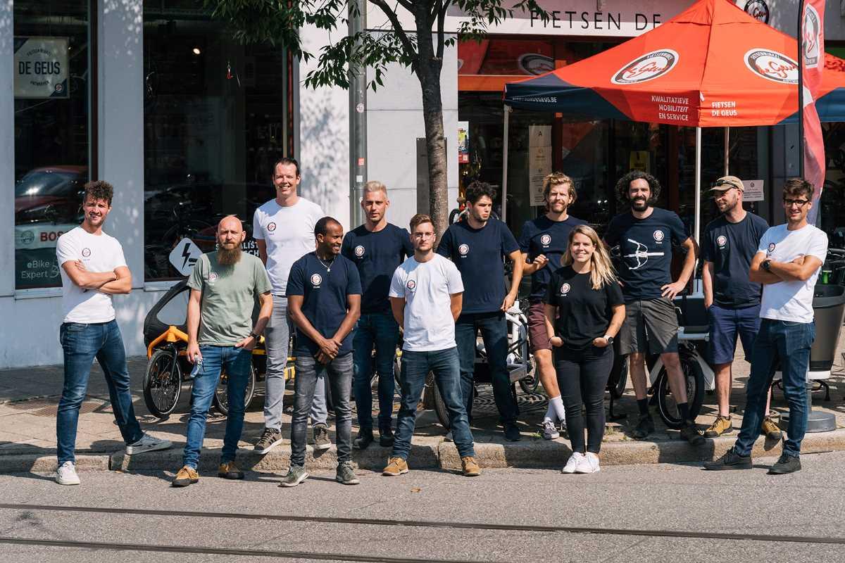 Sint-Andries fietsenwinkel