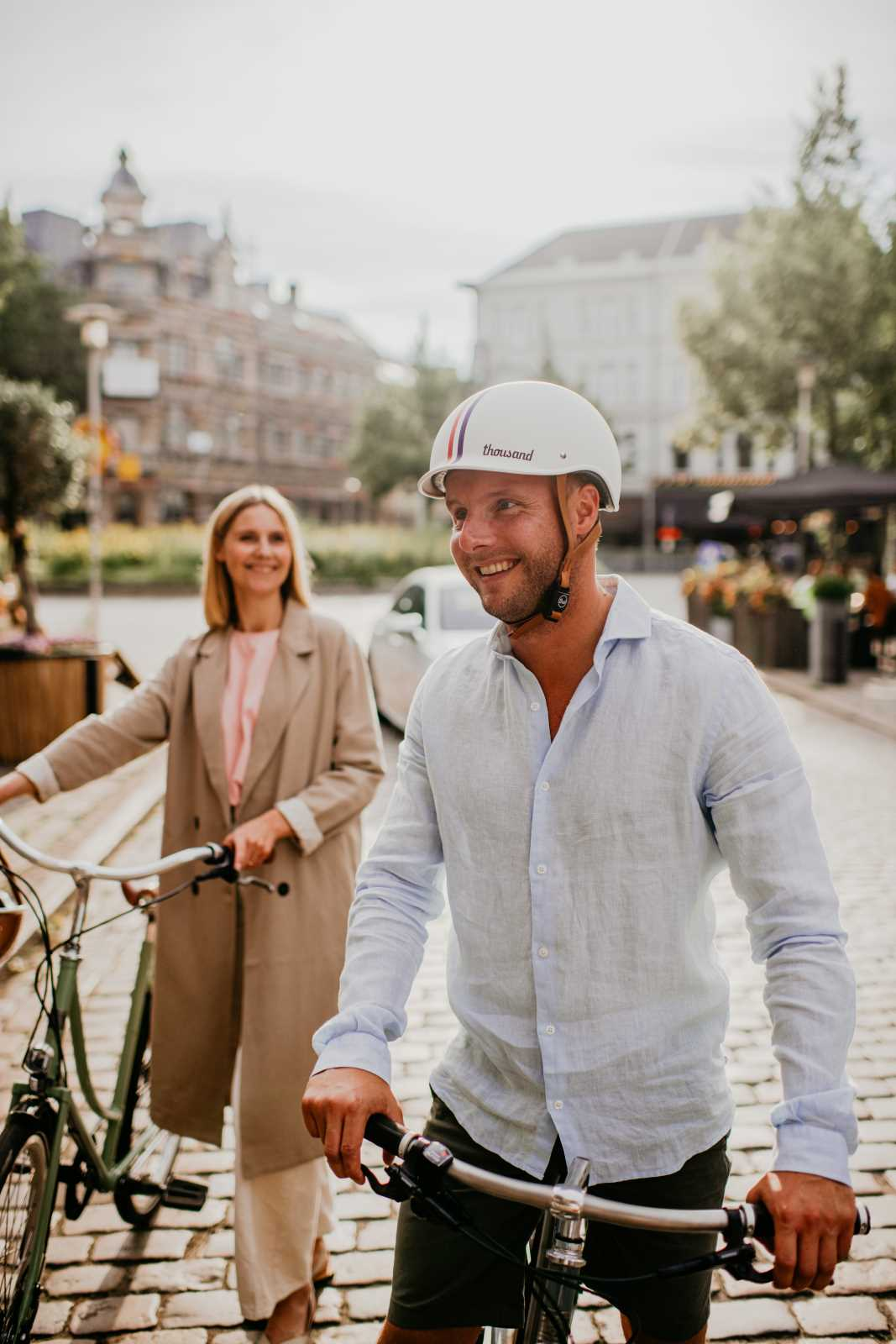 Thousand fietshelm Antwerpen