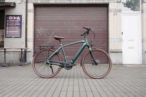 Velo De Ville AEB 490 BELT, dé e-bike voor pendelaars en natuurgenieters