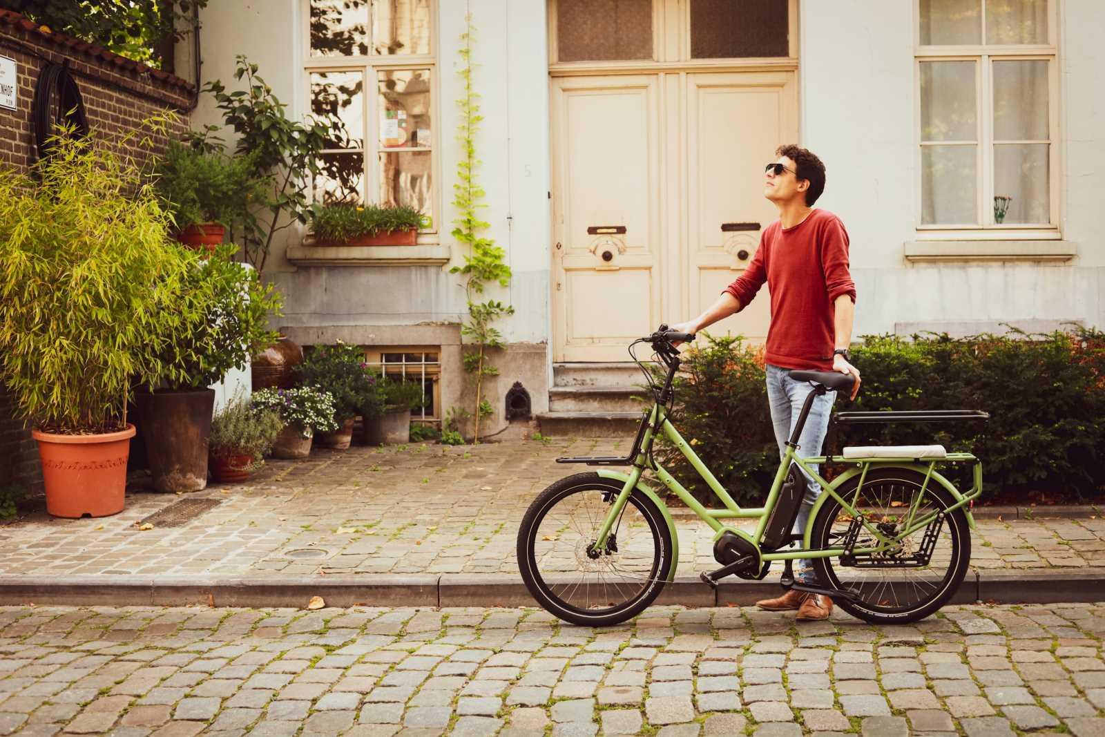 Veloe elektrische fiets kopen Antwerpen