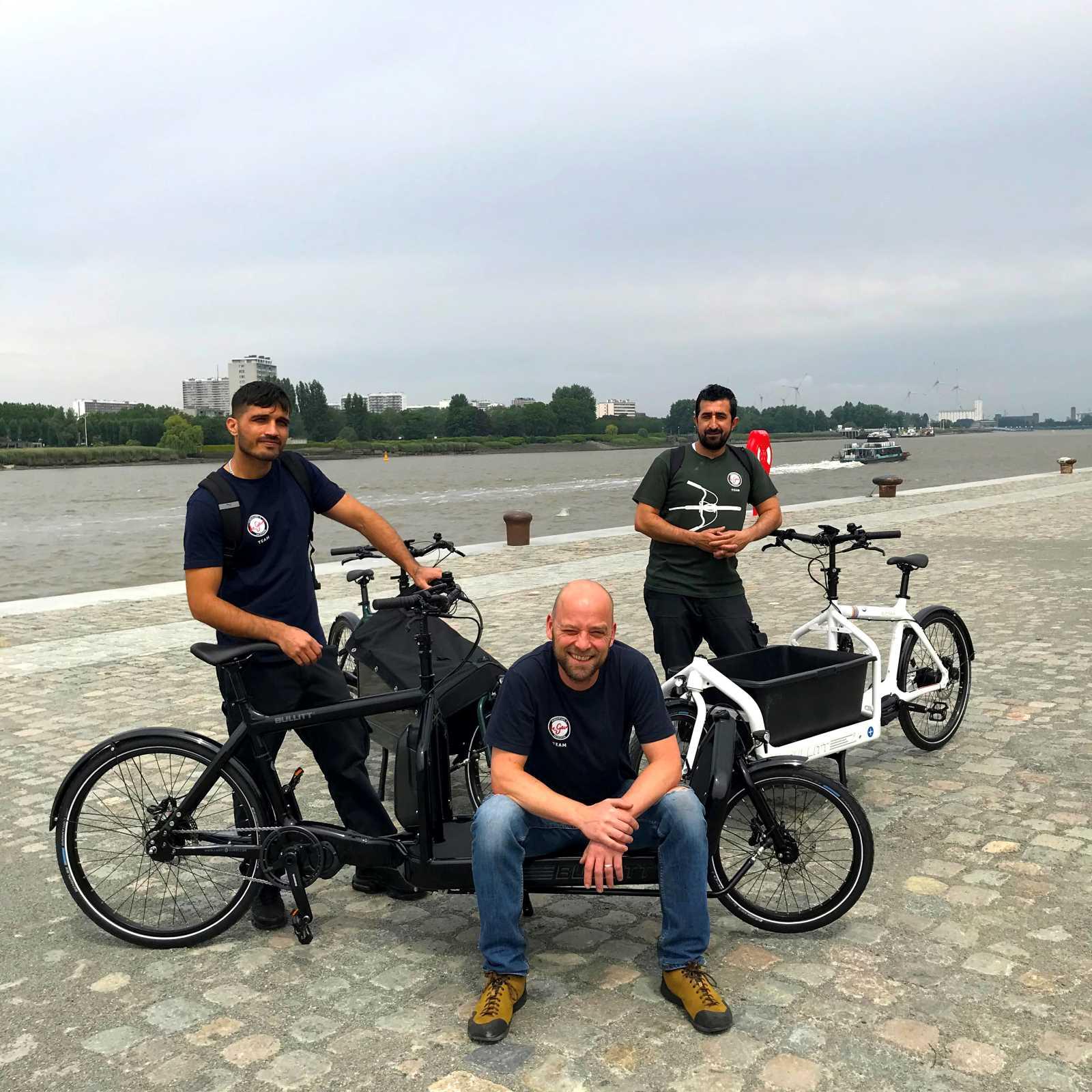 De Geus Plus sociaal project fietsenwinkel