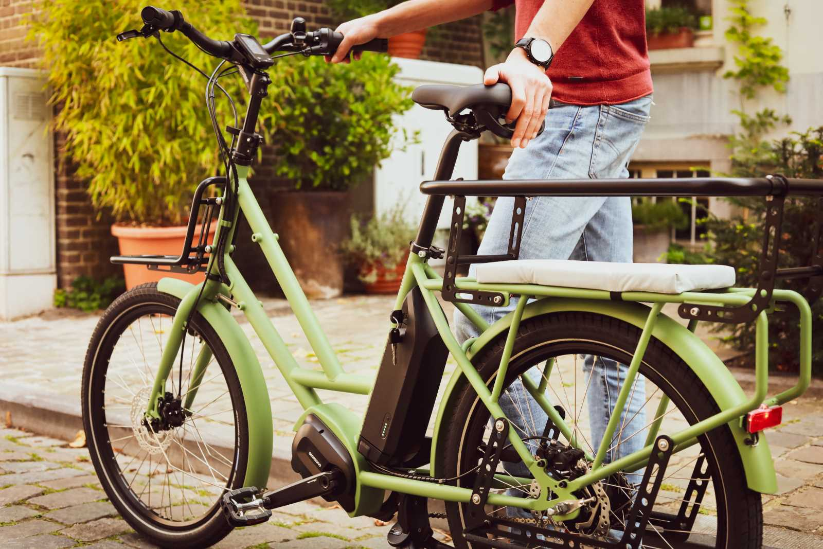 Longtail bikes Antwerpen