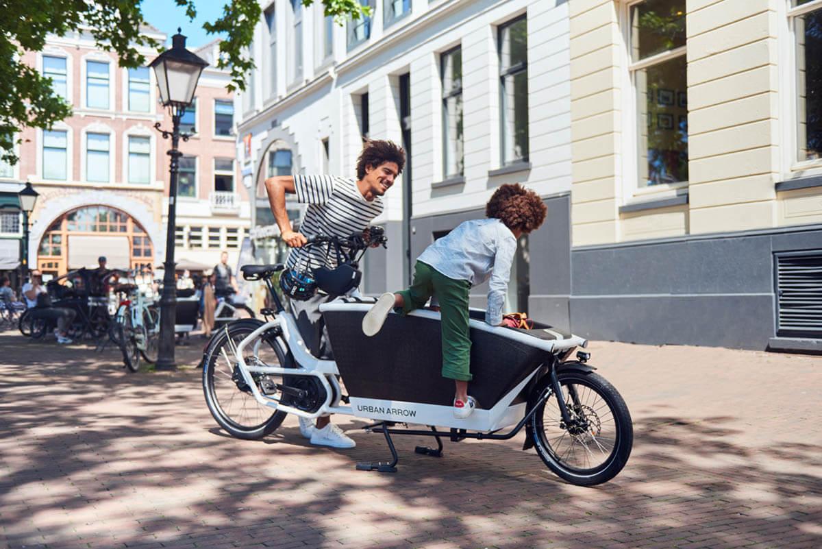 Urban Arrow Antwerpen